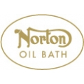 Autocolante Norton  1001 Oil Bath