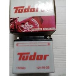 Bateria 12V 28 Ah Y60 N24L-A  Tudor /Exide