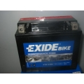 Tudor /Exide 12V 10 Ah YTX12-BS  Motorcycle Battery