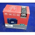 GEL 12V 6Ah LP GTZ7 LPMotorcycle Batery