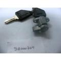 Fechadura Caixa Ferramentas  Motorizada com 2 chaves