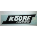 Decal Hercules 50 KRE electronic Side Panel