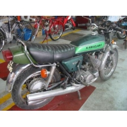 Kawasaki 500 H1