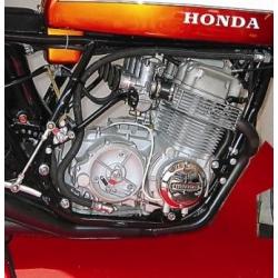 Tinta Motores Kit KPM 6000 Cinzento prata