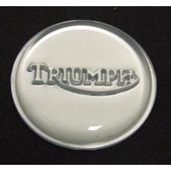 Emblema Topo Deposito Gasolina  Triumph