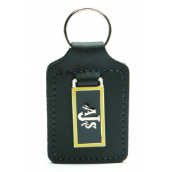 Porta Chaves AJS  couro 45002