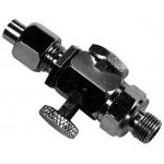 Torneira de gasolina 1/4x1/4- PushON-PushOF