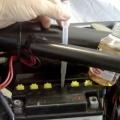 Restom 16- Conservação baterias