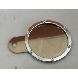 Porta Selo/Licença  Aluminio Anodizado