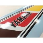 Decalcomanias Yamaha DT 125 E Encarnado Conjunto